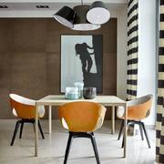 后现代风格时尚创意餐厅装修效果图欣赏