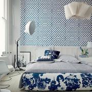 清新风格时尚卧室装修效果图欣赏