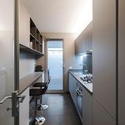 现代风格两居室精致厨房装修效果图欣赏