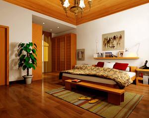 88平米东南亚风格精致两室两厅室内装修效果图赏析