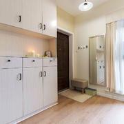 现代简约风格三居室玄关设计装修效果图赏析