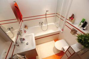 现代风格简约卫生间卫浴装修效果图大全