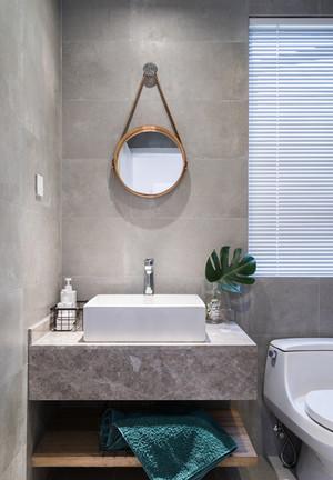70平米北欧风格浅色自然公寓装修效果图