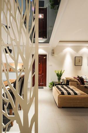 86平米宜家风格简约三室两厅室内装修效果图鉴赏