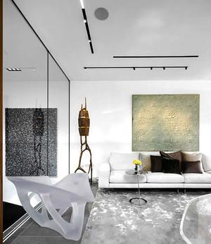 228平米现代风格别墅室内装修效果图案例