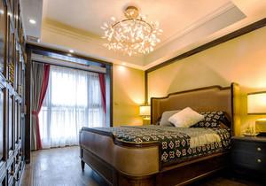 新古典主义风格大户型卧室装修效果图