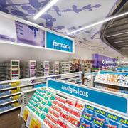 80平米现代风格小型超市装修效果图赏析