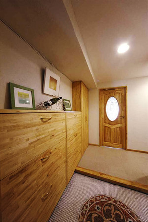 80平米日式风格森系室内装修效果图赏析