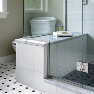 简约风格精致卫生间装修实景图集锦