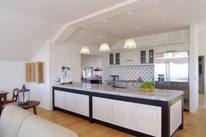 现代风格时尚厨房装修效果图赏析