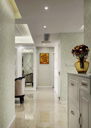 151平米新古典主义风格大户型室内装修效果图鉴赏