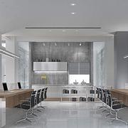 现代风格精致办公室装修效果图欣赏