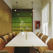 简约风格小型会议室装修赏析
