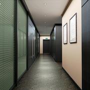 现代风格办公室过道装修效果图赏析