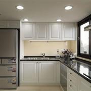 简约风格整体厨房装修效果图赏析