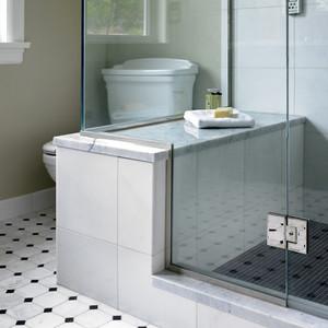 简约风格精致卫生间装修效果图大全