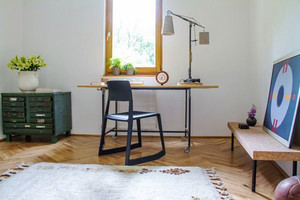 北欧风格简约工作台装修效果图欣赏