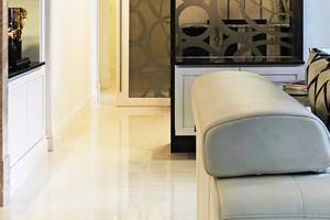 124平米简欧风格精致三室两厅室内装修效果图赏析