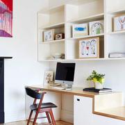 简约风格小书房设计装修效果图赏析