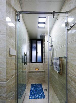 现代风格简约卫生间淋浴房装修效果图欣赏