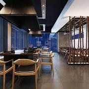 中式风格精致中餐厅装修效果图欣赏