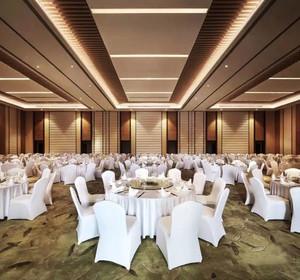 欧式风格五星级酒店餐厅装修效果图赏析