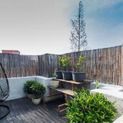 北欧风格时尚休闲阳台设计装修效果图赏析