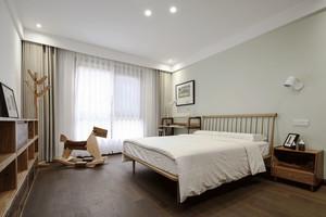 日式风格简约森林系儿童房装修效果图