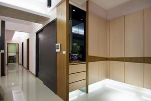 94平米现代风格三室两厅室内装修效果图欣赏