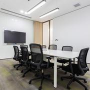 现代简约风格小型会议室装修效果图赏析