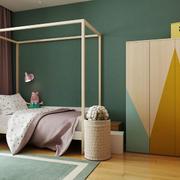 北欧风格清新简约儿童房装修效果图赏析