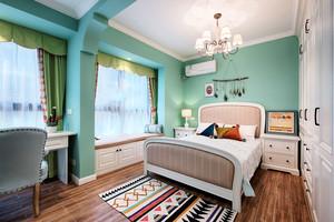 混搭风格时尚唯美三室两厅室内装修效果图赏析