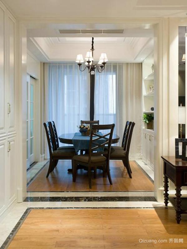 89平米简欧风格精装两室两厅装修效果图案例图片