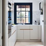 现代风格简约小户型厨房装修效果图欣赏