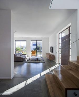 现代风格时尚精致别墅室内装修效果图赏析