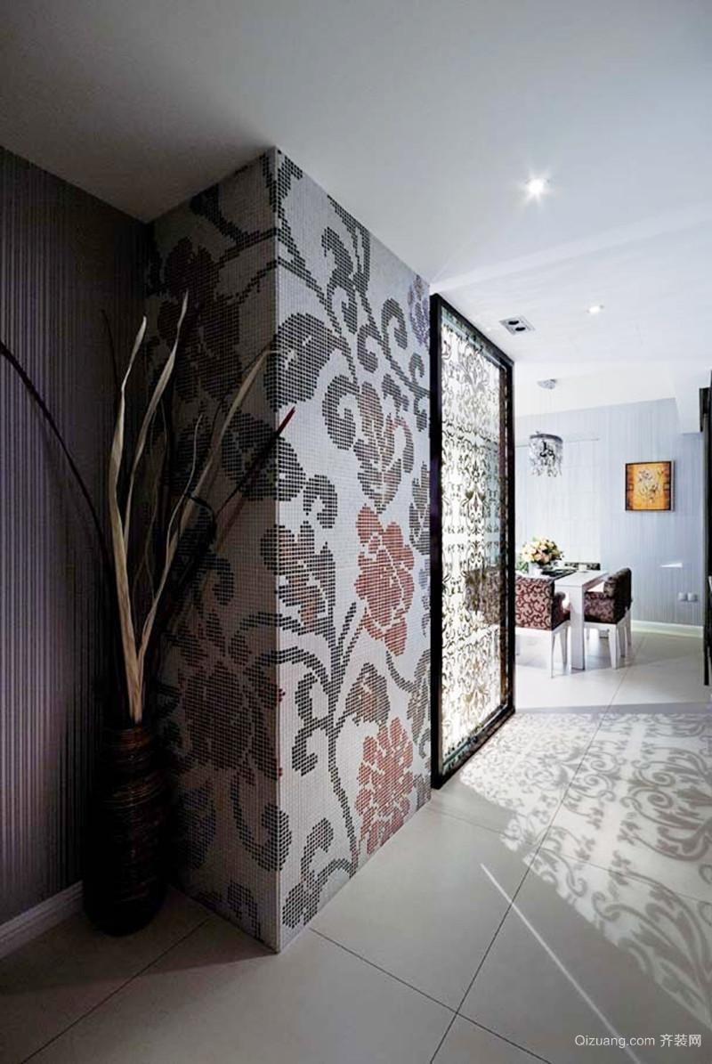 147平米新古典主义风格大户型室内装修效果图案例