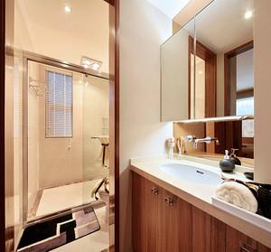 116平米中式风格精致三室两厅室内装修效果图赏析