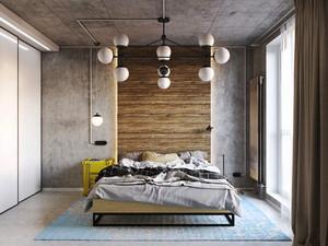 后现代风格时尚创意卧室装修效果图赏析