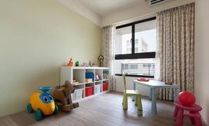 现代简约可爱童真儿童房装修效果图