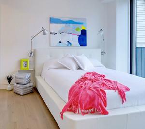 现代简约风格时尚卧室装修效果图赏析