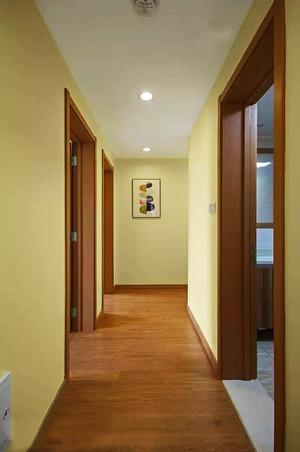 115平米欧式田园风格简装三室两厅室内装修效果图