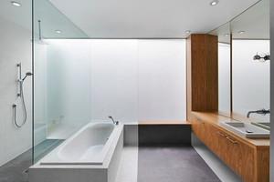 320平米现代风格精致别墅室内装修效果图