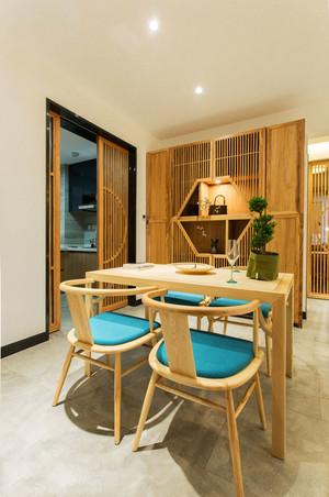 宜家风格实木精致餐厅装修效果图赏析
