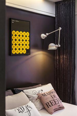 120平米后现代风格精致室内装修效果图案例