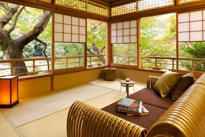 日式风格简约封闭式阳台装修效果图赏析