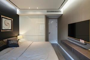 90平米现代风格时尚精致室内装修效果图案例