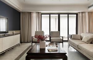 152平米新古典主义风格大户型室内装修效果图案例