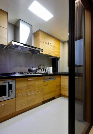 120平米后现代工业风格室内装修效果图赏析