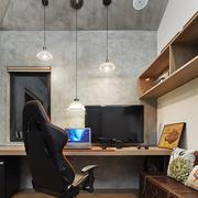 后现代风格简约小书房装修效果图欣赏
