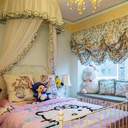 欧式风格精美温馨儿童房装修效果图欣赏